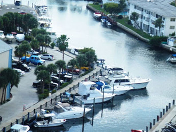 The Marina on Biscayne Bay