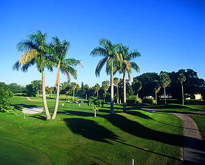 Golf Course Activities in North Miami