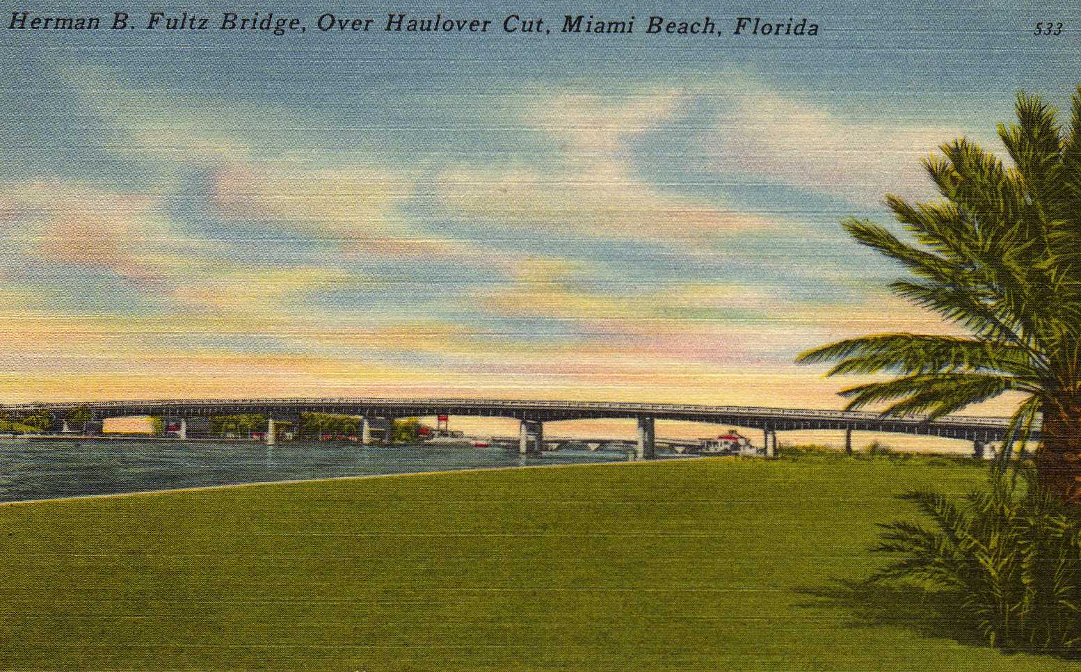 Haulover Area Bridge